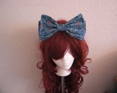 Thor, Captain America, and Wolverine Marvel Gothic Lolita Bow