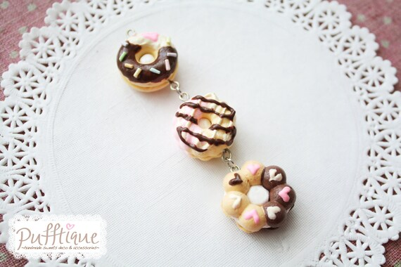Sweets Deco Donut Charm 6