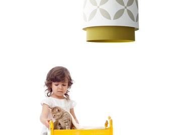 "Paper hanging lamp. ""ASPAS"""