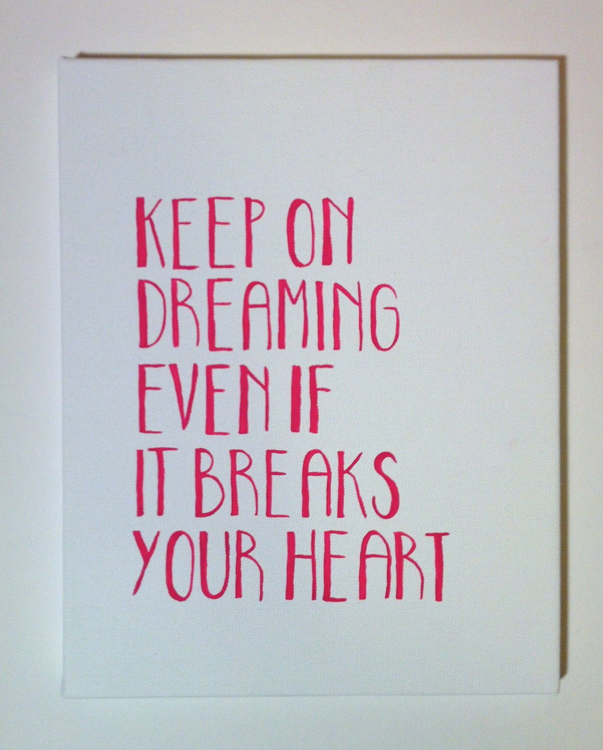how to keep from dreaming
