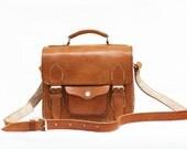 Brown Leather Camera Bag, Medium Size Leather Camera Bag, Women/Men Leather Bag, Leather Camera Case, Shoulder Bag, Messengers Bag