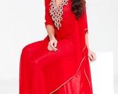 """Yara Yosif """"Rania"""" Kaftan dress"""