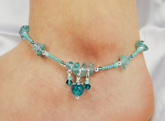 Anklet Ankle Bracelet Aqua Blue Anklet Dangle Anklet Boho. Gem Chains. Black Diamond Bands. Antique Silver Engagement Rings. Military Time Watches. Sky Diamond. Milgrain Rings. Ring Lockets. Ford Fusion Platinum