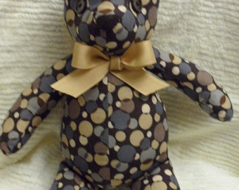Brown Bubbly Teddy Bear