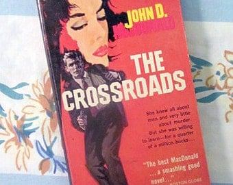The Crossroads, 1960 1st printing Crest Book