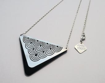 "Necklace ""LITTLE WAVE"" silver"