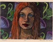 Portrait of a Redhead Ori...