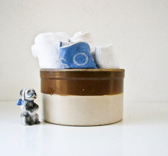 Stoneware Crock, Kitchen Utensils, Bathroom Decor