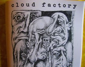 Cloud Factory, Issue 5 - a zine of art, prose, and conversation from Oregon inmate Ryan Homsley