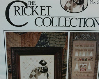 Pattern - The Cricket collection - The Inheritance - & Over the River and Through the Woods to Grandmother's House we go