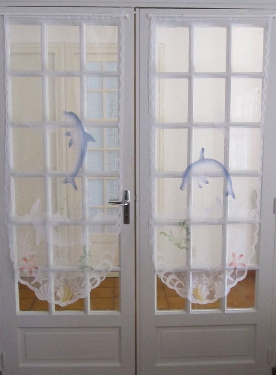 French Door Curtains Dolphin Curtains French Lace Curtains