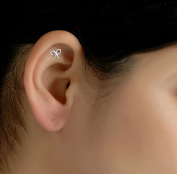Cartilage earring types uk