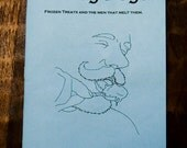 Frosty Boys Ice Cream Coloring Book For Grown Ups