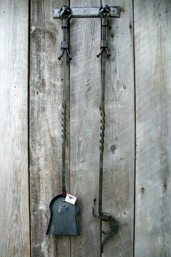 FIRESET TOOLS  Hand Forged and Signed by  BLACKSMITH Naz