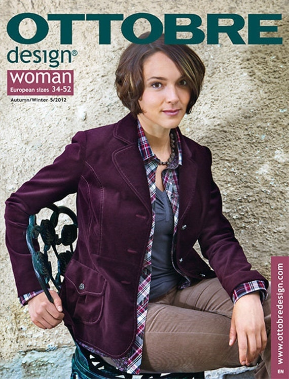 OTTOBRE woman Autumn/Winter  issue 5/2012
