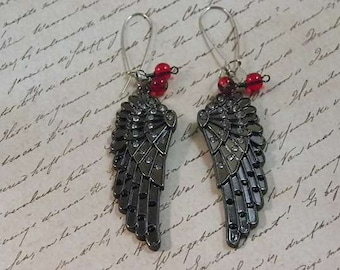 Eagle Wings Dangle Earrings - Trendy Jewelry for Ladies