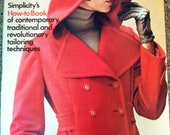 1970s Simply Tailoring Magazine style book