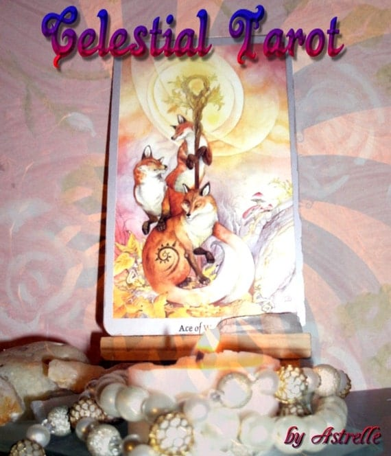 TAROT CARD READING - Monthly Reading, Pet reading or Health and Happiness reading  ...10 years experience. Email reading, jpg image incl.