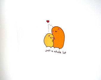 Otterly lost without you cute silly love animal otter