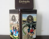 Cadbury Collectible Tin  Circa 1990