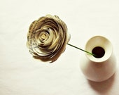 RESERVED: Stemming Paper Roses