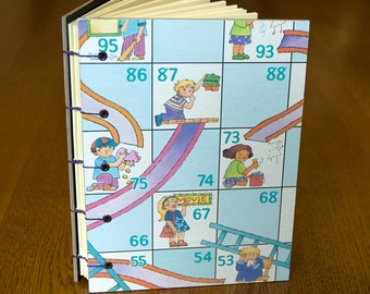 Chutes and Ladders Game Journal