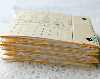 Matchbook Journals, Matchbook Notepads, Mini Notepads, Party Favours