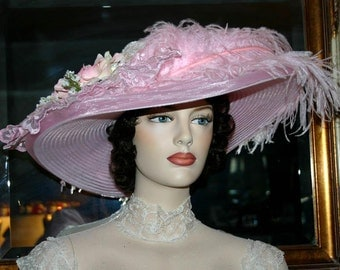 Pink Kentucky Derby Hats