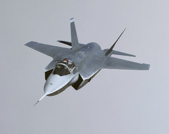 F-35 Jet Plane Wall Decal Version 1