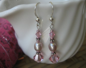 Pink pearls and more