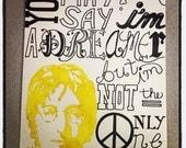 Dreamer Lennon
