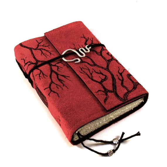 Roots, Leather journal, Notebook