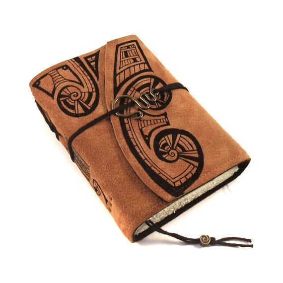 Hybrid, Leather journal, Notebook