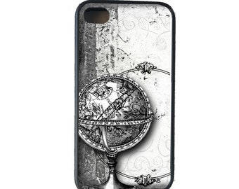 iphone 6 case iPhone case World Globe, fits iPhone 4, 4s - iPhone 5 Case - Galaxy s3 s4 s5