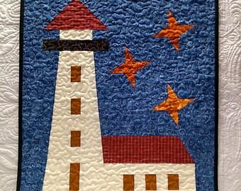 Lighthouse Star Quilt