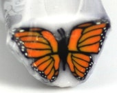 Monarch Butterfly, Butterfly Cane, Polymer Clay Cane e430