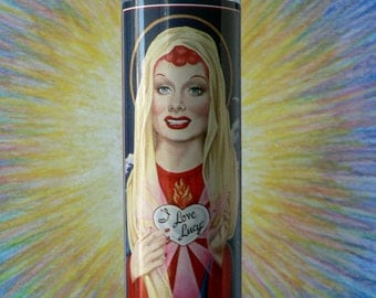 St Lucy Candle
