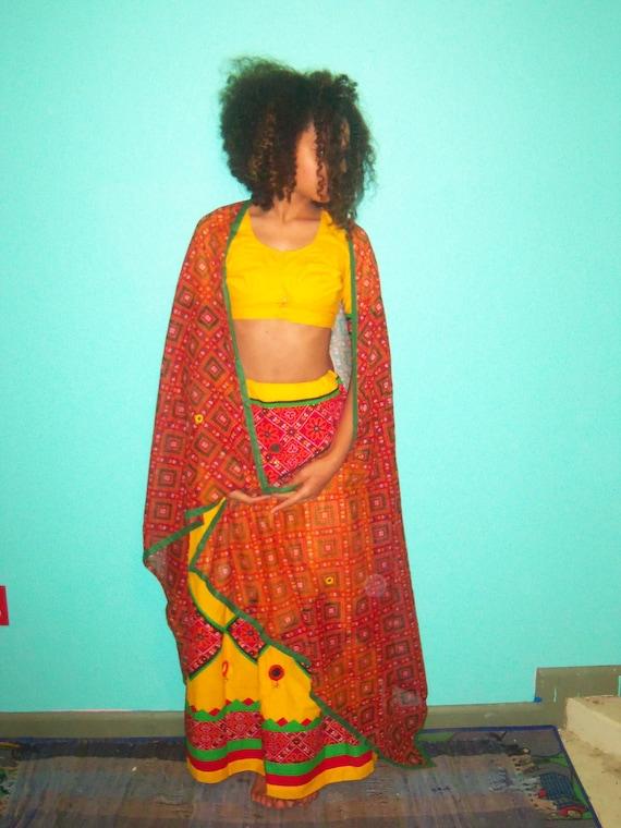 ON SALE! Tribal Belly Dance 3 piece set