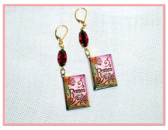 Romeo and Juliet Earrings