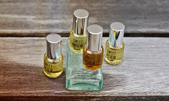 5ml Perfume Oils - In Exclusive, Vegan Fragrances by Sweet Anthem - You Pick One