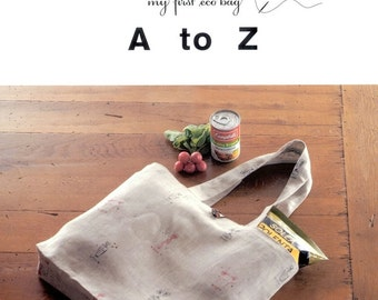 My First Eco Bag -  Craft Book