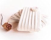 Ivory Bridesmaid Wedding Clutch, Ivory Bridal Clutch Purse, Spring Wedding, Wedding Party Gift, Bridesmaid Gift Clutch
