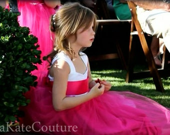 Flower Girl Dress Custom Colors