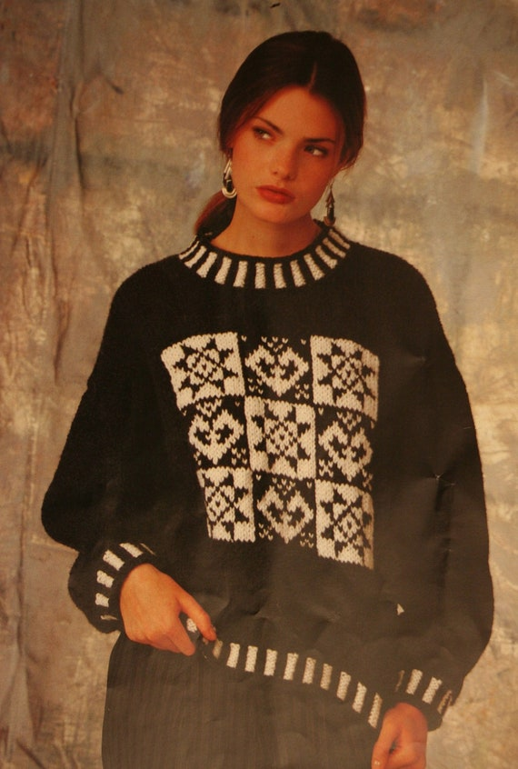 Sweater Knitting Patterns Knit for Cool Weather Beehive ...