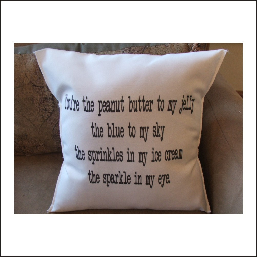 decorative throw pillow funny throw pillow cover by ...