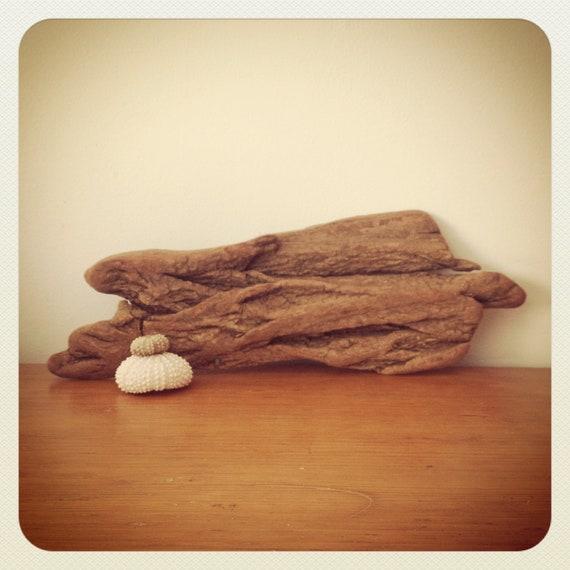 Driftwood Chunk - Jewelry Display - Shabby Chic Decor - Beach - River - Lake
