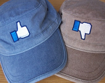 Like Cap for Facebook Fiends