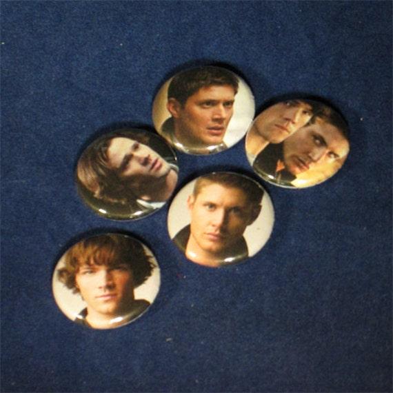 5 Supernatural Buttons