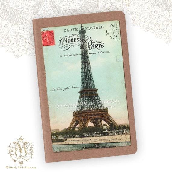 Eiffel Tower Pocket Note Book, Moleskine