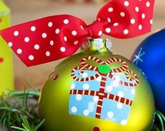 Presents Trio Ornament